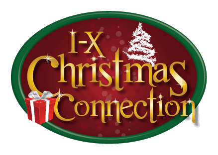 I-X Christmas Connection logo